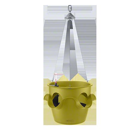 Lechuza Cascadino Color подвесное кашпо зел